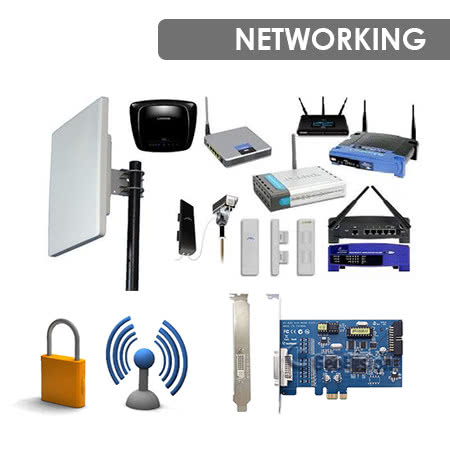 Networking Wired & Wireless