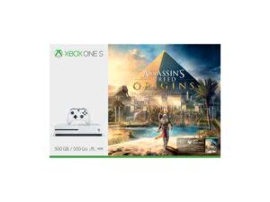 Xbox One S 500GB Console - Assassin's Creed®: Origins Bundle