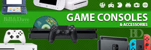 Xbox for sale, PS4 for sale, Game Consoles for sale, Bill and Dave Computer Repair www.billanddave.ca 613-317-1200