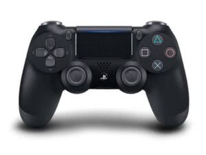 PlayStation®4 DUALSHOCK®4 Wireless Controller - Jet Black
