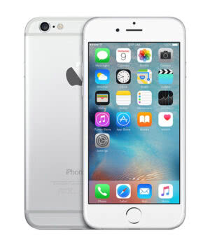 iPhone 6 128GB Silver for Sale Bill and Computer Repair Inc. 613-317-1200