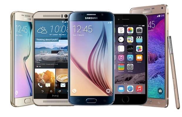 Smart Phones Service & Sales - Bill and Dave Computer Repair