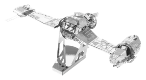 Metal Earth Model - Resistance Ski Speeder