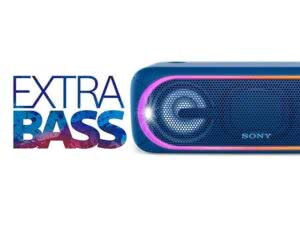 Sony SRS-XB40 Wireless Bluetooth® Portable Speaker