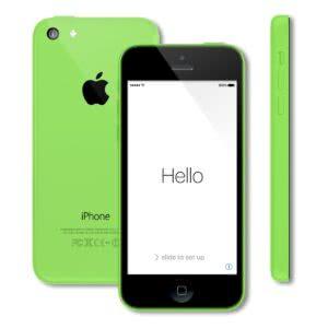 iPhone 5C Unlocked Green