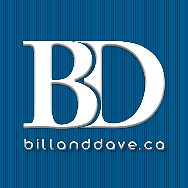 Bill and Dave Computer Repair Logo